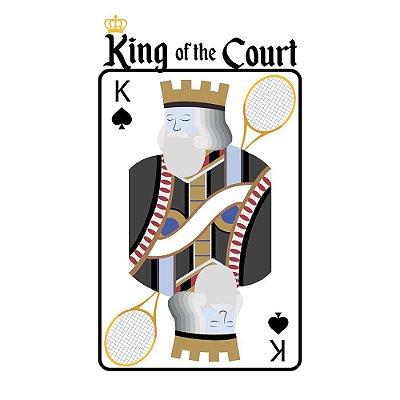 Camiseta King of the Court