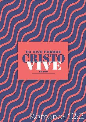 Camiseta Cristo Vive