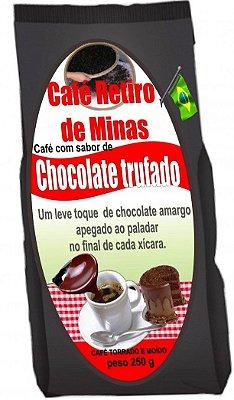 Café Aromatizado - Chocolate Trufado