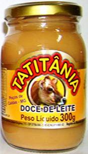 Doce de Leite Puro 300g