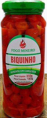Pimenta Biquinho - Conserva 200g