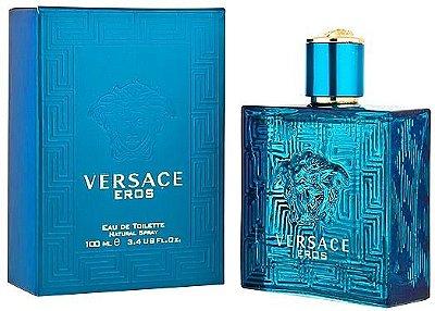 Versace - Eros Masculino Eau de Toilette