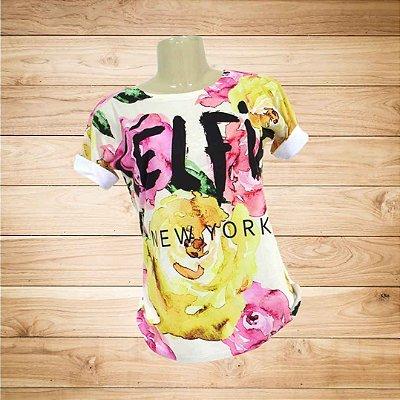 T-Shirt - Regatão - Vestido, Adulto ou Infantil - Tal Mãe Tal Filha Cód. 4679