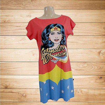 T-Shirt - Regatão - Vestido, Adulto ou Infantil - Tal Mãe Tal Filha Cód. 4283