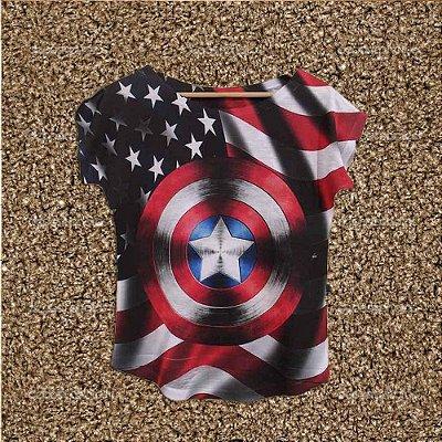 T-Shirt - Regatão - Vestido, Adulto ou Infantil - Tal Mãe Tal Filha Cód. 4502