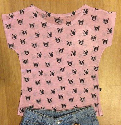 T-Shirt - Regatão - Vestido, Adulto ou Infantil - Tal Mãe Tal Filha Cód. 1961