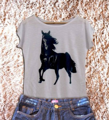 T-Shirt - Regatão - Vestido, Adulto ou Infantil - Tal Mãe Tal Filha Cód. 2895