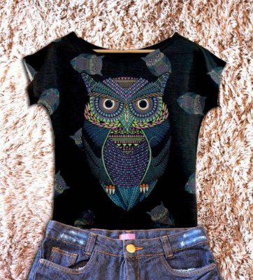 T-Shirt - Regatão - Vestido, Adulto ou Infantil - Tal Mãe Tal Filha Cód. 3239