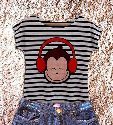 T-Shirt - Regatão - Vestido, Adulto ou Infantil - Tal Mãe Tal Filha Cód. 3249