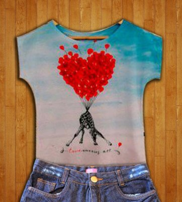 T-Shirt - Regatão - Vestido, Adulto ou Infantil - Tal Mãe Tal Filha Cód. 3298