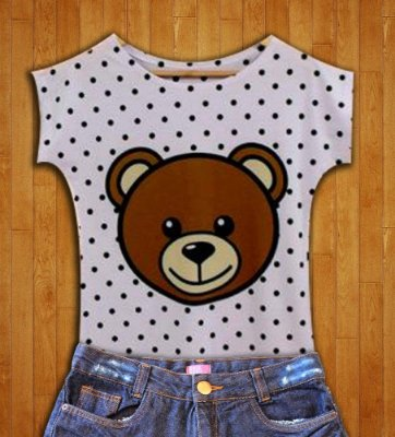 T-Shirt - Regatão - Vestido, Adulto ou Infantil - Tal Mãe Tal Filha Cód. 3341