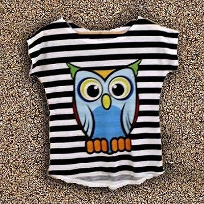 T-Shirt - Regatão - Vestido, Adulto ou Infantil - Tal Mãe Tal Filha Cód. 3622