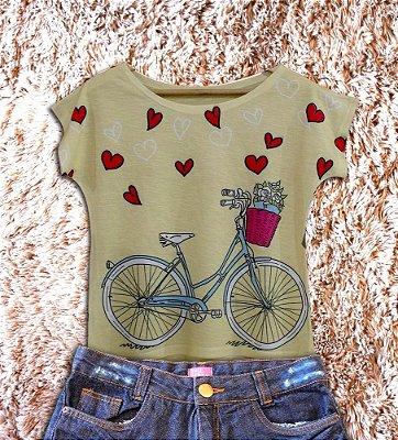 T-Shirt - Regatão - Vestido, Adulto ou Infantil - Tal Mãe Tal Filha Cód. 3229
