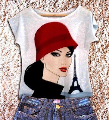 T-Shirt - Regatão - Vestido, Adulto ou Infantil - Tal Mãe Tal Filha Cód. 2795