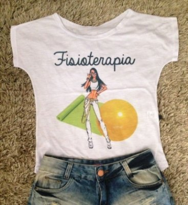 T-Shirt - Regatão - Vestido, Adulto ou Infantil - Tal Mãe Tal Filha Cód. P2674
