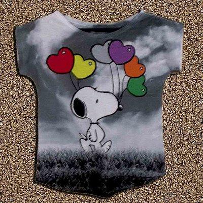 T-Shirt - Regatão - Vestido, Adulto ou Infantil - Tal Mãe Tal Filha Cód. 4219