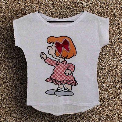 T-Shirt - Regatão - Vestido, Adulto ou Infantil - Tal Mãe Tal Filha Cód. 4234