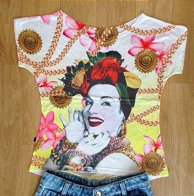 T-Shirt - Regatão - Vestido, Adulto ou Infantil - Tal Mãe Tal Filha Cód. 2422
