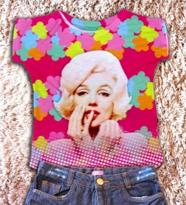 T-Shirt - Regatão - Vestido, Adulto ou Infantil - Tal Mãe Tal Filha Cód. 2429