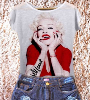 T-Shirt - Regatão - Vestido, Adulto ou Infantil - Tal Mãe Tal Filha Cód. 2650