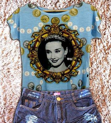 T-Shirt - Regatão - Vestido, Adulto ou Infantil - Tal Mãe Tal Filha Cód. 2745