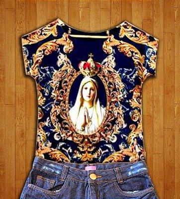 T-Shirt - Regatão - Vestido, Adulto ou Infantil - Tal Mãe Tal Filha Cód. R3400