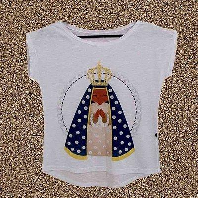 T-Shirt - Regatão - Vestido, Adulto ou Infantil - Tal Mãe Tal Filha Cód. 4228