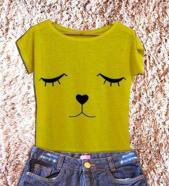 T-Shirt - Regatão - Vestido, Adulto ou Infantil - Tal Mãe Tal Filha Cód. 2798 A