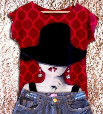 T-Shirt - Regatão - Vestido, Adulto ou Infantil - Tal Mãe Tal Filha Cód. 2799