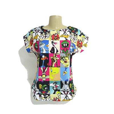 T-Shirt - Regatão - Vestido, Adulto ou Infantil - Tal Mãe Tal Filha Cód. 4877