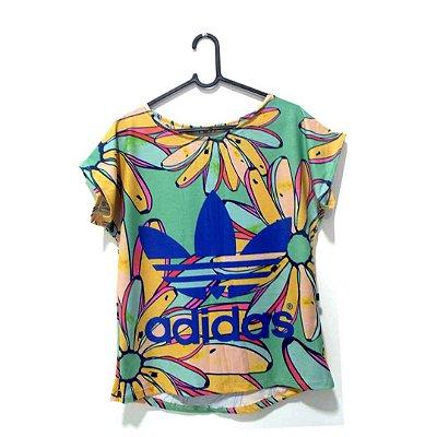 T-Shirt - Regatão - Vestido, Adulto ou Infantil - Tal Mãe Tal Filha Cód. 4922