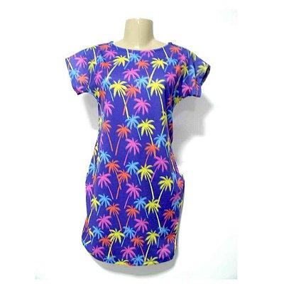 T-Shirt - Regatão - Vestido, Adulto ou Infantil - Tal Mãe Tal Filha Cód. 4927