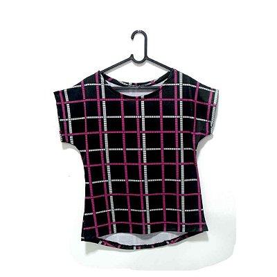 T-Shirt - Regatão - Vestido, Adulto ou Infantil - Tal Mãe Tal Filha Cód. 4929