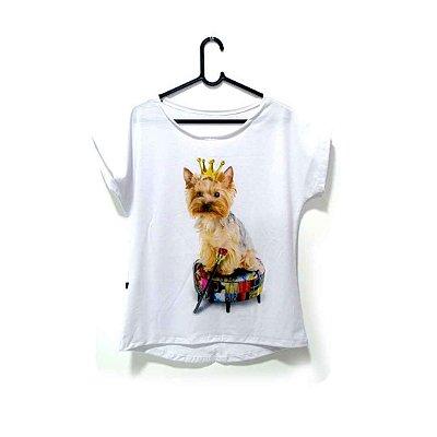T-Shirt - Regatão - Vestido, Adulto ou Infantil - Tal Mãe Tal Filha Cód. 4936