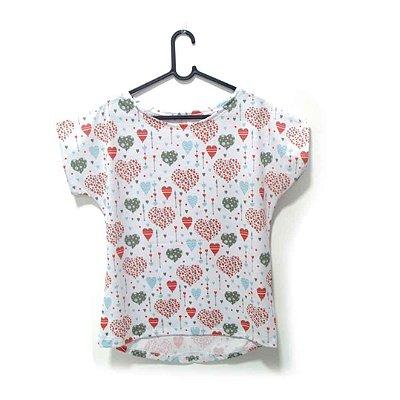 T-Shirt - Regatão - Vestido, Adulto ou Infantil - Tal Mãe Tal Filha Cód. 4937