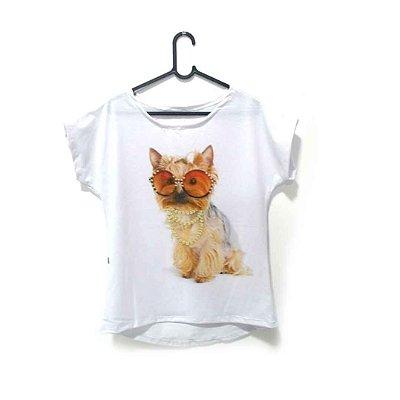 T-Shirt - Regatão - Vestido, Adulto ou Infantil - Tal Mãe Tal Filha Cód. 4940