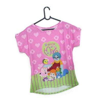 T-Shirt - Regatão - Vestido, Adulto ou Infantil - Tal Mãe Tal Filha Cód. 5135