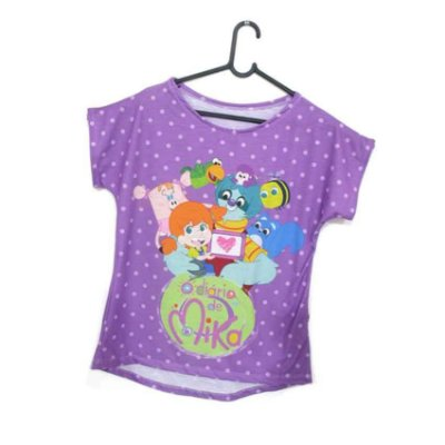T-Shirt - Regatão - Vestido, Adulto ou Infantil - Tal Mãe Tal Filha Cód. 5136