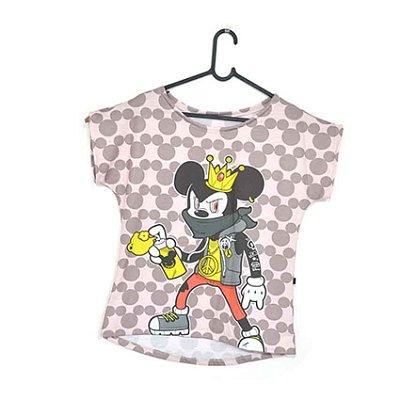 T-Shirt - Regatão - Vestido, Adulto ou Infantil - Tal Mãe Tal Filha Cód. 5128
