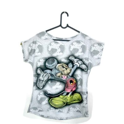 T-Shirt - Regatão - Vestido, Adulto ou Infantil - Tal Mãe Tal Filha Cód. 5122