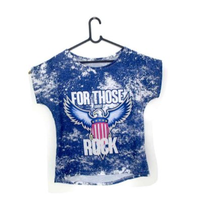 T-Shirt - Regatão - Vestido, Adulto ou Infantil - Tal Mãe Tal Filha Cód.5049