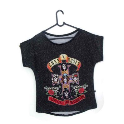 T-Shirt - Regatão - Vestido, Adulto ou Infantil - Tal Mãe Tal Filha Cód.5063