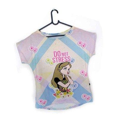 T-Shirt - Regatão - Vestido, Adulto ou Infantil - Tal Mãe Tal Filha Cód.5051