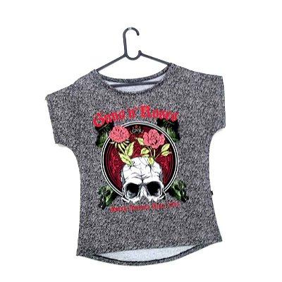 T-Shirt - Regatão - Vestido, Adulto ou Infantil - Tal Mãe Tal Filha Cód.5064