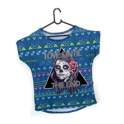 T-Shirt - Regatão - Vestido, Adulto ou Infantil - Tal Mãe Tal Filha Cód.5065
