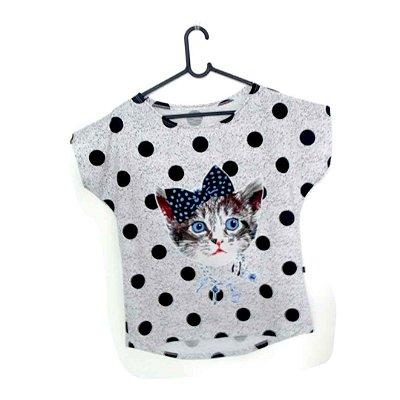 T-Shirt - Regatão - Vestido, Adulto ou Infantil - Tal Mãe Tal Filha Cód.5068