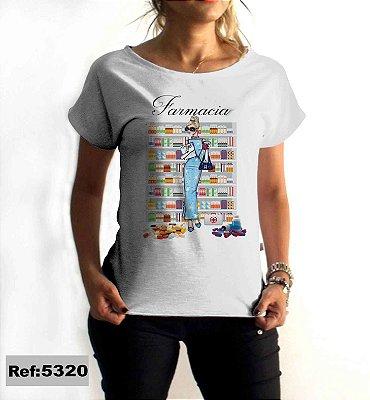 T-Shirt - Regatão - Vestido, Adulto ou Infantil - Tal Mãe Tal Filha Cód. 5320 Farmácia