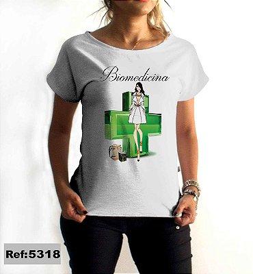 T-Shirt - Regatão - Vestido, Adulto ou Infantil - Tal Mãe Tal Filha Cód. 5318 Biomedicina