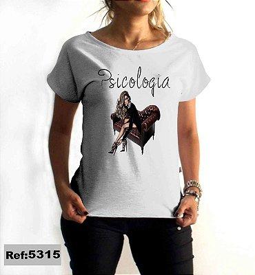 T-Shirt - Regatão - Vestido, Adulto ou Infantil - Tal Mãe Tal Filha Cód. 5315 Psicologia