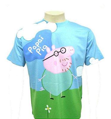 T-Shirt - Masculina / Feminina - Adulto ou Infantil - Tal Mãe / Pai Tal Filha / Filho Cód. 4757